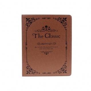 Cadorabo - Apple iPad MINI Schutzhülle im Book Style mit Standfunktion ? Case Cover Bumper Etui im Design ' Classic '