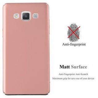 Cadorabo Hülle für Samsung Galaxy A5 2015 in METALL ROSE GOLD ? Hardcase Handyhülle aus Plastik gegen Kratzer und Stöße ? Schutzhülle Bumper Ultra Slim Back Case Hard Cover - Vorschau 2