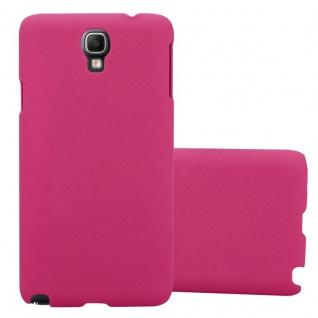 Cadorabo Hülle für Samsung Galaxy NOTE 3 NEO in FROSTY PINK Hardcase Handyhülle aus Plastik gegen Kratzer und Stöße Schutzhülle Bumper Ultra Slim Back Case Hard Cover
