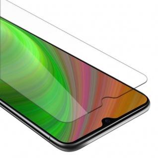 Cadorabo Panzer Folie für Xiaomi Mi 9 Schutzfolie in KRISTALL KLAR Gehärtetes (Tempered) Display-Schutzglas in 9H Härte mit 3D Touch Kompatibilität