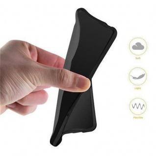 Cadorabo Hülle für Samsung Galaxy J7 2017 US Version in SCHWARZ - Handyhülle aus flexiblem TPU Silikon - Silikonhülle Schutzhülle Ultra Slim Soft Back Cover Case Bumper - Vorschau 4
