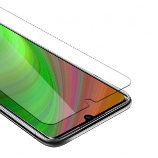 Cadorabo Panzer Folie kompatibel mit Xiaomi Redmi 10X 5G Schutzfolie in KRISTALL KLAR Gehärtetes (Tempered) Display-Schutzglas in 9H Härte mit 3D Touch Kompatibilität