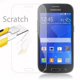Cadorabo Panzer Folie für Samsung Galaxy ACE STYLE LTE - Schutzfolie in KRISTALL KLAR - Gehärtetes (Tempered) Display-Schutzglas in 9H Härte mit 3D Touch Kompatibilität - Vorschau 2