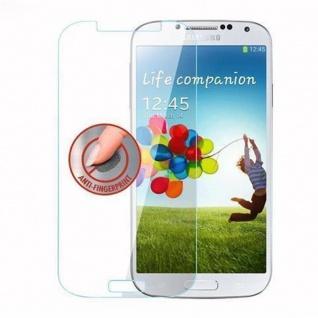 Cadorabo Panzer Folie für Samsung Galaxy S4 - Schutzfolie in KRISTALL KLAR - Gehärtetes (Tempered) Display-Schutzglas in 9H Härte mit 3D Touch Kompatibilität - Vorschau 4