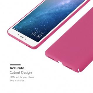 Cadorabo Hülle für Xiaomi Mi Max 2 in FROSTY PINK - Hardcase Handyhülle aus Plastik gegen Kratzer und Stöße - Schutzhülle Bumper Ultra Slim Back Case Hard Cover - Vorschau 5