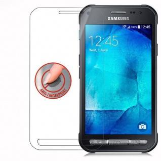 Cadorabo Panzer Folie für Samsung Galaxy XCover 3 - Schutzfolie in KRISTALL KLAR - Gehärtetes (Tempered) Display-Schutzglas in 9H Härte mit 3D Touch Kompatibilität - Vorschau 4