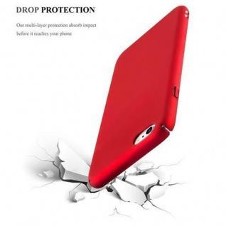 Cadorabo Hülle für Apple iPhone 6 PLUS / iPhone 6S PLUS in METALL ROT ? Hardcase Handyhülle aus Plastik gegen Kratzer und Stöße ? Schutzhülle Bumper Ultra Slim Back Case Hard Cover - Vorschau 5