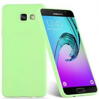 Cadorabo Hülle für Samsung Galaxy A5 2016 in CANDY PASTELL GRÜN - Handyhülle aus flexiblem TPU Silikon - Silikonhülle Schutzhülle Ultra Slim Soft Back Cover Case Bumper - Vorschau 2
