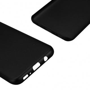Cadorabo Hülle für Samsung Galaxy S8 in METALL SCHWARZ - Hardcase Handyhülle aus Plastik gegen Kratzer und Stöße - Schutzhülle Bumper Ultra Slim Back Case Hard Cover - Vorschau 5