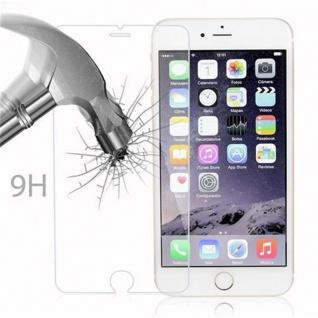 Cadorabo Panzer Folie für Apple iPhone 6 PLUS / 6S PLUS - Schutzfolie in KRISTALL KLAR - Gehärtetes (Tempered) Display-Schutzglas in 9H Härte mit 3D Touch Kompatibilität - Vorschau 3