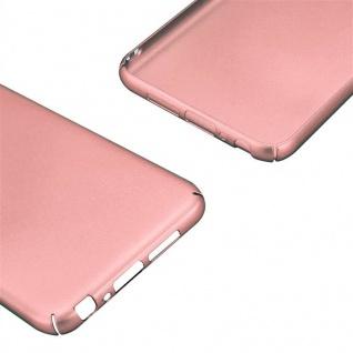 Cadorabo Hülle für HTC One A9 in METALL ROSÉ GOLD ? Hardcase Handyhülle aus Plastik gegen Kratzer und Stöße ? Schutzhülle Bumper Ultra Slim Back Case Hard Cover - Vorschau 5
