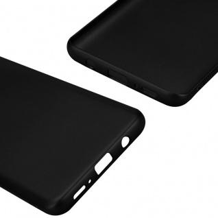 Cadorabo Hülle für Samsung Galaxy S9 PLUS in METALL SCHWARZ - Hardcase Handyhülle aus Plastik gegen Kratzer und Stöße - Schutzhülle Bumper Ultra Slim Back Case Hard Cover - Vorschau 5