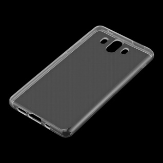 Cadorabo Hülle für Huawei MATE 10 in VOLL TRANSPARENT - Handyhülle aus flexiblem TPU Silikon - Silikonhülle Schutzhülle Ultra Slim Soft Back Cover Case Bumper - Vorschau 2