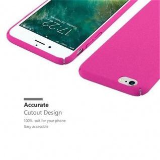 Cadorabo Hülle für Apple iPhone 6 PLUS / iPhone 6S PLUS in FROSTY PINK - Hardcase Handyhülle aus Plastik gegen Kratzer und Stöße - Schutzhülle Bumper Ultra Slim Back Case Hard Cover - Vorschau 3
