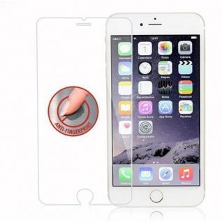 Cadorabo Panzer Folie für Apple iPhone 6 PLUS / 6S PLUS - Schutzfolie in KRISTALL KLAR - Gehärtetes (Tempered) Display-Schutzglas in 9H Härte mit 3D Touch Kompatibilität - Vorschau 4
