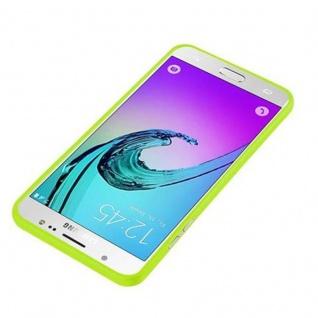Cadorabo Hülle für Samsung Galaxy J7 2015 in JELLY GRÜN - Handyhülle aus flexiblem TPU Silikon - Silikonhülle Schutzhülle Ultra Slim Soft Back Cover Case Bumper - Vorschau 2