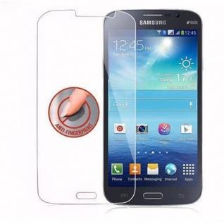 Cadorabo Panzer Folie für Samsung Galaxy MEGA 6.3 - Schutzfolie in KRISTALL KLAR - Gehärtetes (Tempered) Display-Schutzglas in 9H Härte mit 3D Touch Kompatibilität