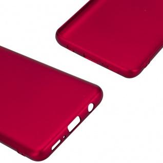 Cadorabo Hülle für Samsung Galaxy S9 in METALL ROT - Hardcase Handyhülle aus Plastik gegen Kratzer und Stöße - Schutzhülle Bumper Ultra Slim Back Case Hard Cover - Vorschau 5