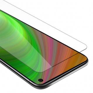 Cadorabo Panzer Folie für Samsung Galaxy S10e - Schutzfolie in KRISTALL KLAR - Gehärtetes (Tempered) Display-Schutzglas in 9H Härte mit 3D Touch Kompatibilität