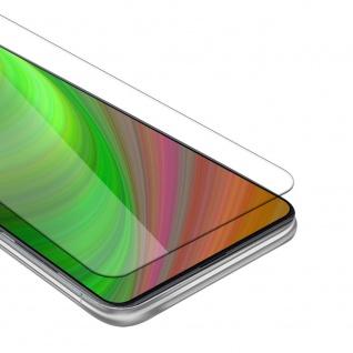 Cadorabo Panzer Folie für Xiaomi Mix 3 Schutzfolie in KRISTALL KLAR Gehärtetes (Tempered) Display-Schutzglas in 9H Härte mit 3D Touch Kompatibilität