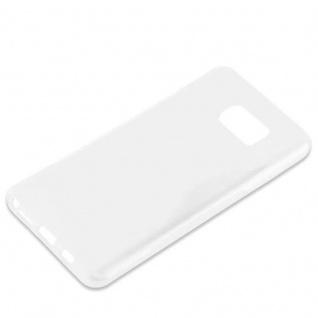 Cadorabo Hülle für Samsung Galaxy NOTE 5 in HALB TRANSPARENT ? Handyhülle aus flexiblem TPU Silikon ? Silikonhülle Schutzhülle Ultra Slim Soft Back Cover Case Bumper - Vorschau 2