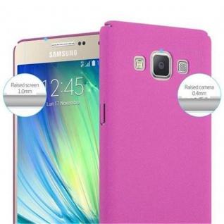 Cadorabo Hülle für Samsung Galaxy A5 2015 in FROSTY PINK - Hardcase Handyhülle aus Plastik gegen Kratzer und Stöße - Schutzhülle Bumper Ultra Slim Back Case Hard Cover - Vorschau 5