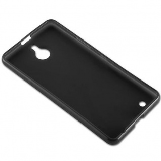 Cadorabo Hülle für Nokia Lumia 850 in OXID SCHWARZ ? Handyhülle aus flexiblem TPU Silikon ? Silikonhülle Schutzhülle Ultra Slim Soft Back Cover Case Bumper - Vorschau 2