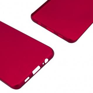 Cadorabo Hülle für Samsung Galaxy S6 EDGE PLUS in METALL ROT - Hardcase Handyhülle aus Plastik gegen Kratzer und Stöße - Schutzhülle Bumper Ultra Slim Back Case Hard Cover - Vorschau 5