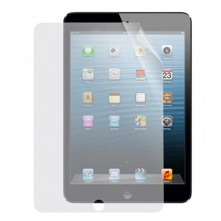 Cadorabo Displayschutzfolien für Apple iPad MINI - Schutzfolien in MATT CLEAR - 2 Stück antireflektierende, matte Anti-Reflex-Schutzfolien