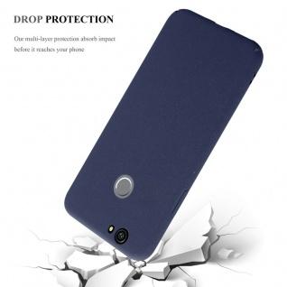 Cadorabo Hülle für Huawei Nova in FROSTY BLAU - Hardcase Handyhülle aus Plastik gegen Kratzer und Stöße - Schutzhülle Bumper Ultra Slim Back Case Hard Cover - Vorschau 4