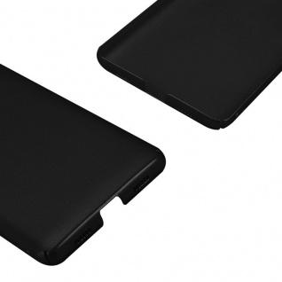Cadorabo Hülle für Honor 6X in METALL SCHWARZ ? Hardcase Handyhülle aus Plastik gegen Kratzer und Stöße ? Schutzhülle Bumper Ultra Slim Back Case Hard Cover - Vorschau 5