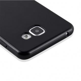 Cadorabo Hülle für Samsung Galaxy A5 2016 in SCHWARZ - Handyhülle aus flexiblem TPU Silikon - Silikonhülle Schutzhülle Ultra Slim Soft Back Cover Case Bumper - Vorschau 4