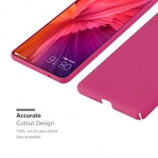 Cadorabo Hülle für Xiaomi Mi Mix 2 in FROSTY PINK - Hardcase Handyhülle aus Plastik gegen Kratzer und Stöße - Schutzhülle Bumper Ultra Slim Back Case Hard Cover - Vorschau 4