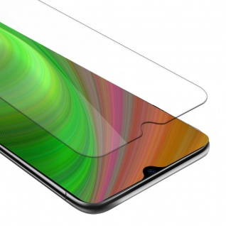 Cadorabo Panzer Folie für Xiaomi Mi CC9 Schutzfolie in KRISTALL KLAR Gehärtetes (Tempered) Display-Schutzglas in 9H Härte mit 3D Touch Kompatibilität