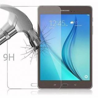 Cadorabo Panzer Folie für Samsung Galaxy Tab A (8 Zoll) - Schutzfolie in KRISTALL KLAR - Gehärtetes (Tempered) Display-Schutzglas in 9H Härte mit 3D Touch Kompatibilität - Vorschau 3