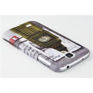 Cadorabo - Hard Cover für Samsung Galaxy S4 - Case Cover Schutzhülle Bumper im Design: LONDON - BIG BEN - Vorschau 2