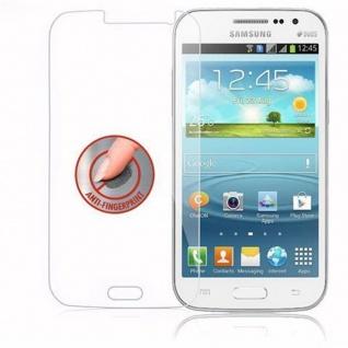 Cadorabo Panzer Folie für Samsung Galaxy WIN - Schutzfolie in KRISTALL KLAR - Gehärtetes (Tempered) Display-Schutzglas in 9H Härte mit 3D Touch Kompatibilität - Vorschau 4