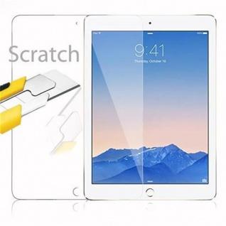 Cadorabo Panzer Folie für Apple iPad AIR / iPad AIR 2 - Schutzfolie in KRISTALL KLAR - Gehärtetes (Tempered) Display-Schutzglas in 9H Härte mit 3D Touch Kompatibilität - Vorschau 2