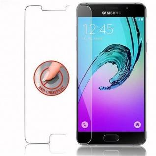 Cadorabo Panzer Folie für Samsung Galaxy A5 2016 - Schutzfolie in KRISTALL KLAR - Gehärtetes (Tempered) Display-Schutzglas in 9H Härte mit 3D Touch Kompatibilität - Vorschau 4