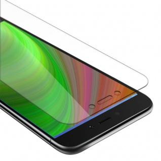 Cadorabo Panzer Folie für Xiaomi RedMi NOTE 5A - Schutzfolie in KRISTALL KLAR - Gehärtetes (Tempered) Display-Schutzglas in 9H Härte mit 3D Touch Kompatibilität