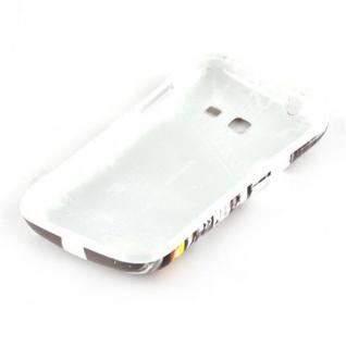 Cadorabo - Hard Cover für Samsung Galaxy TREND LITE - Case Cover Schutzhülle Bumper im Design: NEW YORK CAB - Vorschau 4
