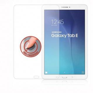 Cadorabo Panzer Folie für Samsung Galaxy TAB E (9.7 Zoll) - Schutzfolie in KRISTALL KLAR - Gehärtetes (Tempered) Display-Schutzglas in 9H Härte mit 3D Touch Kompatibilität - Vorschau 4