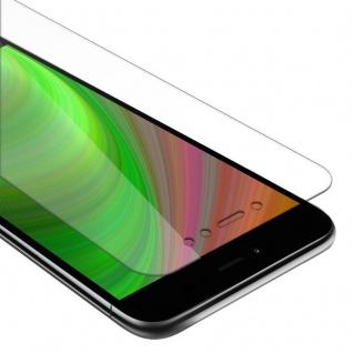 Cadorabo Panzer Folie für Xiaomi RedMi NOTE 5A PRIME - Schutzfolie in KRISTALL KLAR - Gehärtetes (Tempered) Display-Schutzglas in 9H Härte mit 3D Touch Kompatibilität