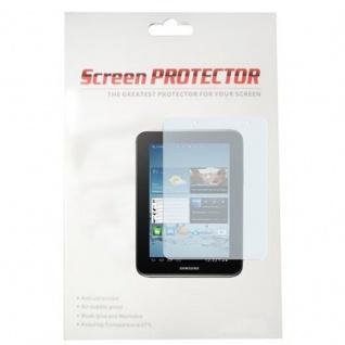 """"""" Cadorabo Displayschutzfolien für Samsung Galaxy TAB 2 7, 0"""" Zoll - Schutzfolien in MATT CLEAR ? 2 Stück antireflektierende, matte Anti-Reflex-Schutzfolien"""" - Vorschau 2"""
