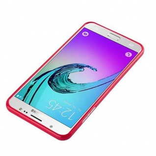 Cadorabo Hülle für Samsung Galaxy J7 2015 in JELLY ROT ? Handyhülle aus flexiblem TPU Silikon ? Silikonhülle Schutzhülle Ultra Slim Soft Back Cover Case Bumper - Vorschau 2