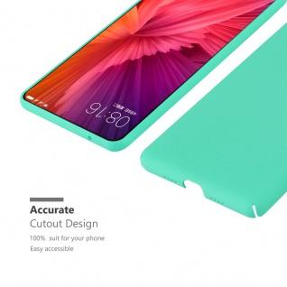 Cadorabo Hülle für Xiaomi Mi Mix 2 in FROSTY GRÜN - Hardcase Handyhülle aus Plastik gegen Kratzer und Stöße - Schutzhülle Bumper Ultra Slim Back Case Hard Cover - Vorschau 4
