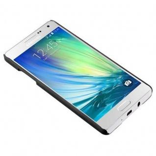 Samsung Galaxy A5 2015 Hardcase Hülle in SCHWARZ von Cadorabo - Blumen Paisley Henna Design Schutzhülle ? Handyhülle Bumper Back Case Cover - Vorschau 2