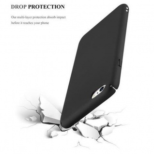 Cadorabo Hülle für Apple iPhone 6 / iPhone 6S in METALL SCHWARZ - Hardcase Handyhülle aus Plastik gegen Kratzer und Stöße - Schutzhülle Bumper Ultra Slim Back Case Hard Cover - Vorschau 5