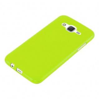 Cadorabo Hülle für Samsung Galaxy J5 2015 in JELLY GRÜN ? Handyhülle aus flexiblem TPU Silikon ? Silikonhülle Schutzhülle Ultra Slim Soft Back Cover Case Bumper - Vorschau 4