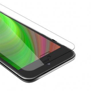 Cadorabo Panzer Folie für Apple iPhone 5 / 5S / SE Schutzfolie in KRISTALL KLAR Gehärtetes (Tempered) Display-Schutzglas in 9H Härte mit 3D Touch Kompatibilität (RETAIL PACKAGING) - Vorschau 1
